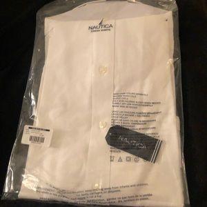 Nautica Shirts - Nautica white dress shirt